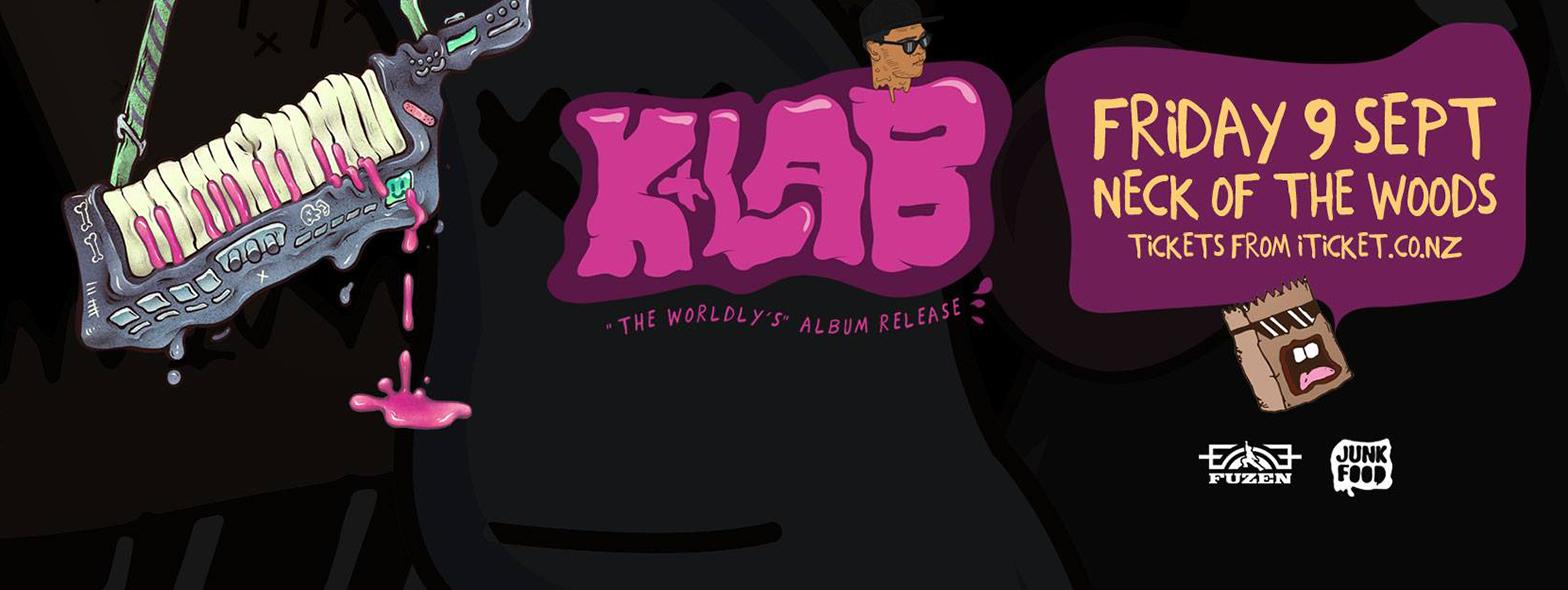 Klab Flyer