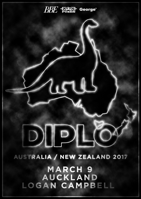 Diplo Flyer