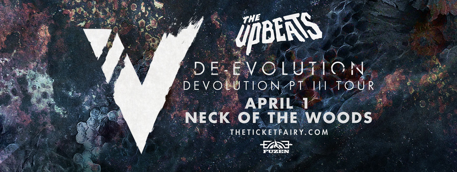 The Upbeats Flyer